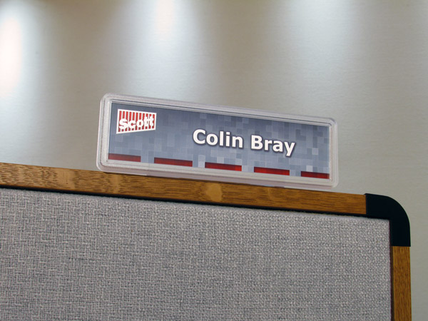 Desk Name Plates Make Your Own Desk Signs